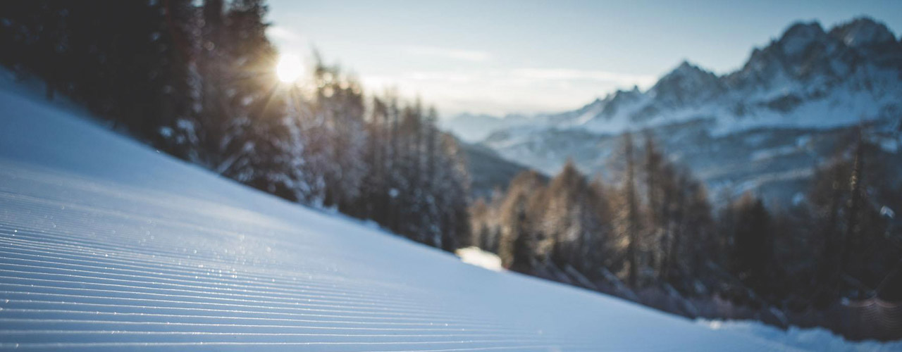 Skigebiet Rienz