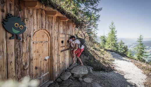 Wanderung zur Olpes Bergwelt